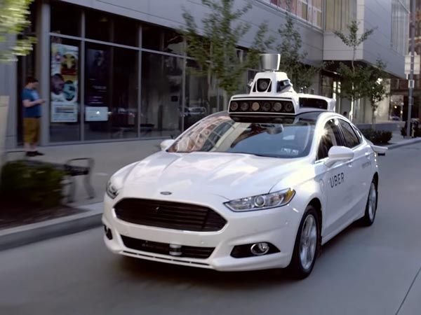 Uber Disagrees With California DMV Over Self-Driving Car Test Permit