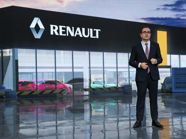 Renault Opens Maiden Test Zone For Self-Driving Cars In China