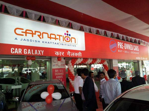 Carnation Auto Plans Entering Spare Parts Business