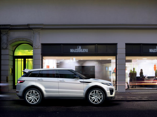2017 Range Rover Evoque Launched In India Along With The 'Ember' Special Edition Model