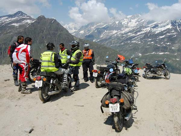 Motorcycle Checklist For Long Distance Touring