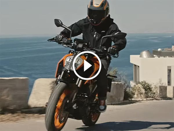 KTM Showcases What Its 390 Duke MY2017 Is All About