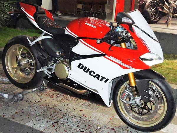 Ducati's Rarest Motorcycle Lands In India — Details Revealed