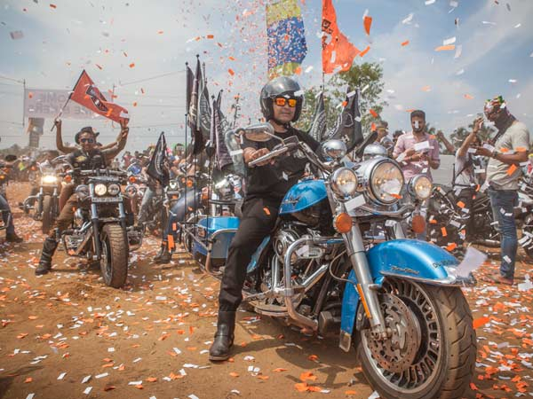 Harley-Davidson Completes Six Successful Years In India