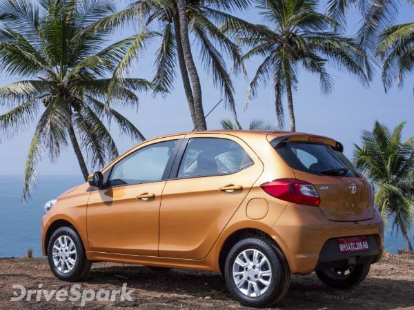 Tata Tiago AMT To Be Launched In India Next Year