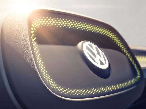 Volkswagen ID Microbus Concept Teased Ahead Of 2017 Detroit Auto Show Debut