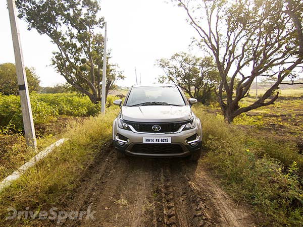 Tata Hexa Deliveries To Commence From February 2017