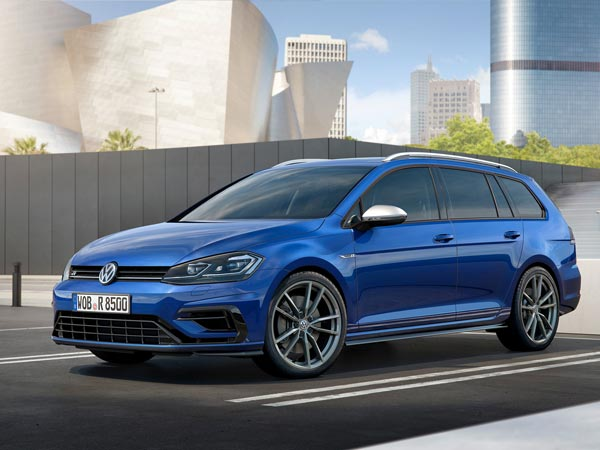 2017 Volkswagen Golf R Revealed: The Most Powerful Production Golf Of All Time