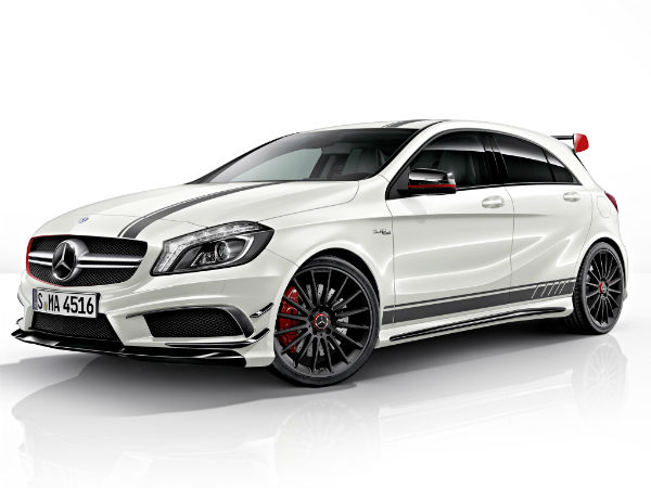 Next-Gen Mercedes-Benz A-Class Could 'Go Green'