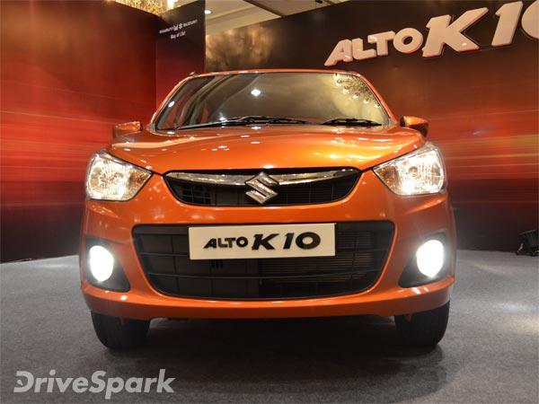 Maruti Suzuki Plans To Launch New Small Car Within Three Years