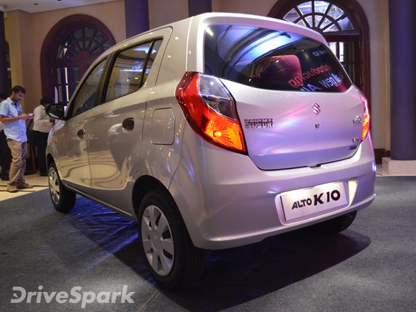 Maruti Suzuki Plans To Launch New Small Car Within Three Years