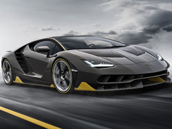 Top 10 Most Powerful Production Cars Of 2016