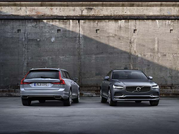 Volvo Launches Special 'Red Key' For Its 90 Series Models