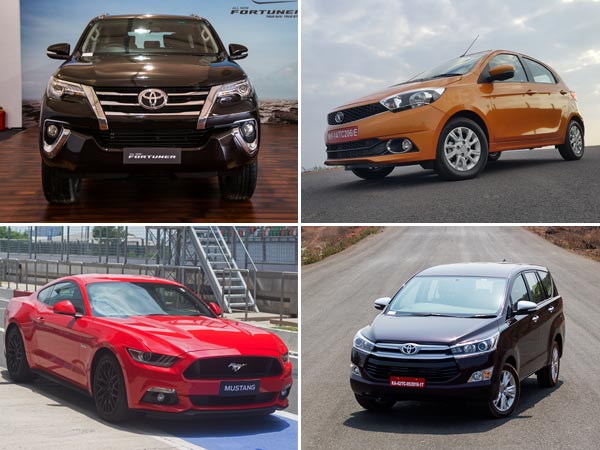 new car launches in january indiaTop Car Launches In 2016 In India  DriveSpark