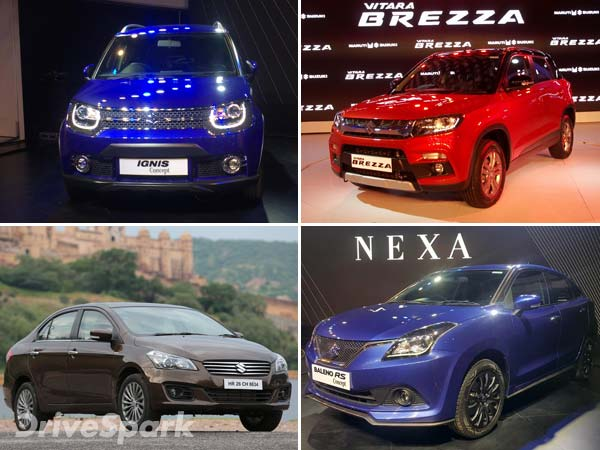 Upcoming Maruti Suzuki Cars In 2017 — Here Is The Impressive List!