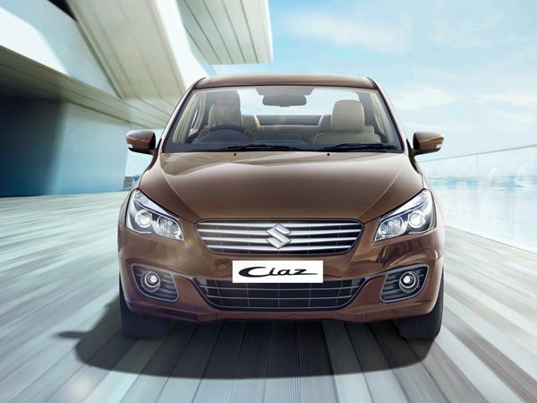 Current-Generation Maruti Suzuki Ciaz
