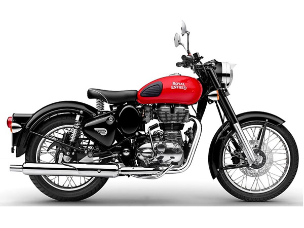 Royal Enfield Classic 350 Redditch Launched In India; Priced At Rs 1.46 Lakh