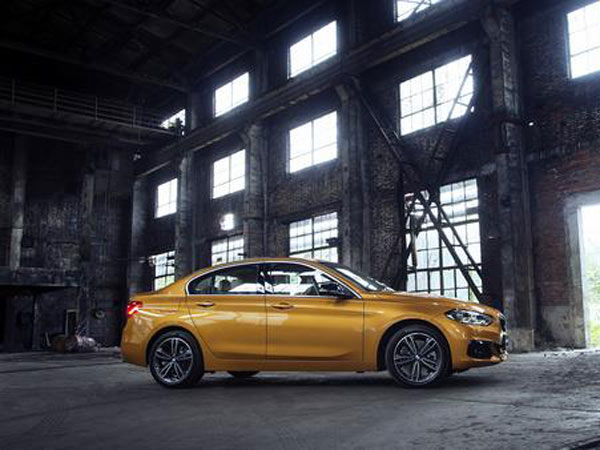 BMW Might Consider 1 Series Sedan For India