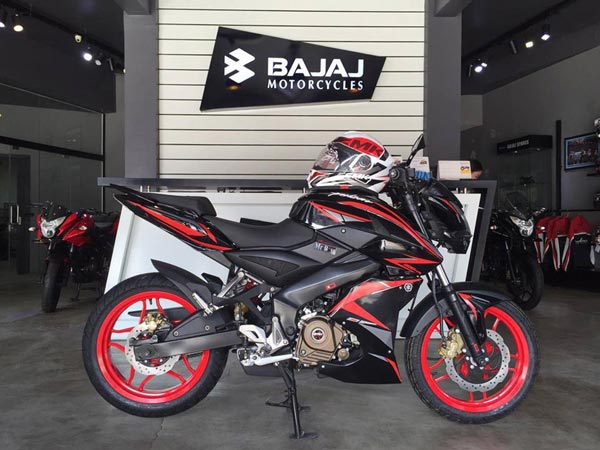 Bajaj Pulsar 200 NS Limited Edition Launched In Cambodia; India Launch In The Pipeline?