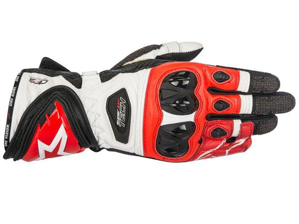 All-New Alpinestars Supertech Leather Glove