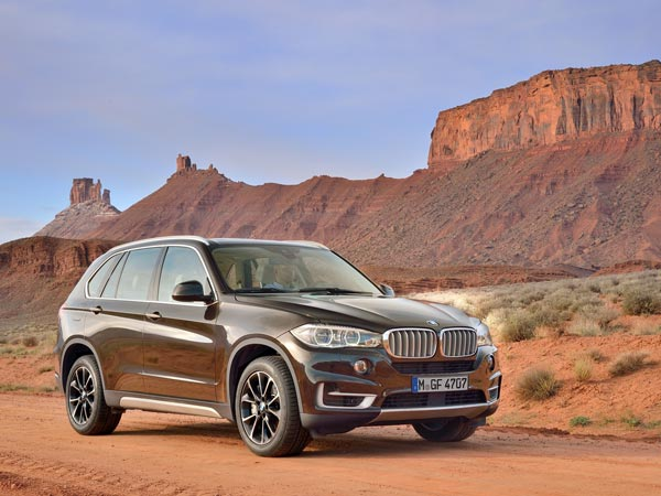 BMW X5 (Petrol Variant) Launched In India; Priced At Rs 73.50 Lakh
