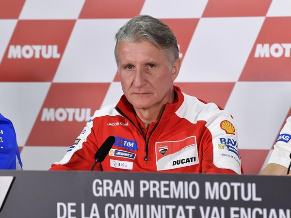A Possible Moto3 Project Is On Ducati's Radar