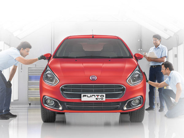 Fiat India Organise Winter Service Camp Till December 11