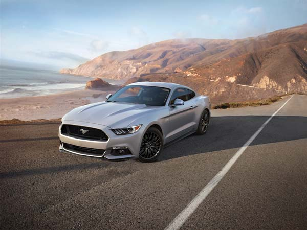 Ford India Commence Mustang GT Bookings Pan-India