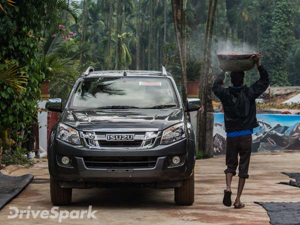 Isuzu D-Max V-Cross Review — A Pickup Truck For The Stalwarts