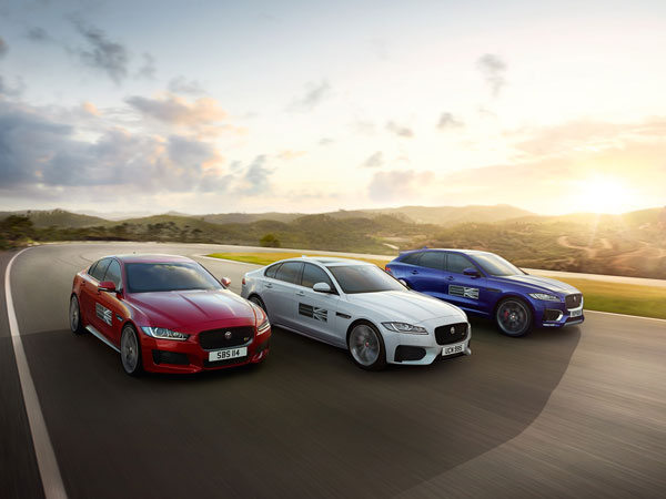 Jaguar India Launch The Art Of Performance Tour On Dec 10