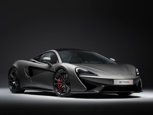 McLaren 570S Gets Racy With Performance Enhancing Track Pack