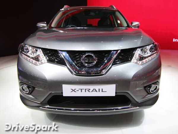 India-Bound Nissan X-Trail Hybrid Specifications Revealed