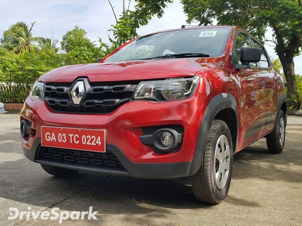 Flat 50 Percent Off On Booking A Renault Kwid And Pre-Christmas, New Year Deals On Automobiles!