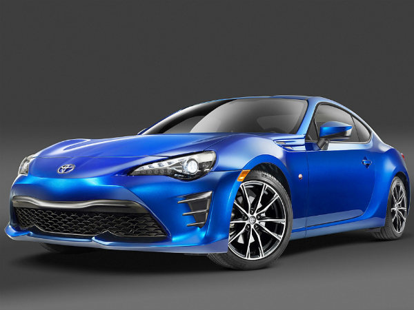 Toyota Confirms Second-gen GT86 For 2019