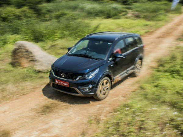 Tata Hexa India Launch Most Likely On January 18, 2017