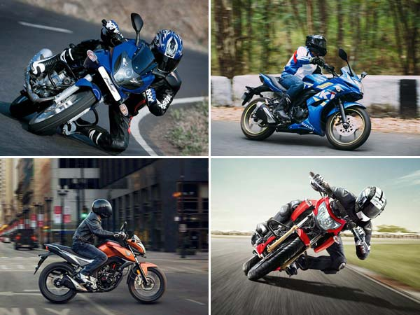 Top 5 Best Performance Bikes Under 1 Lakh In India Drivespark
