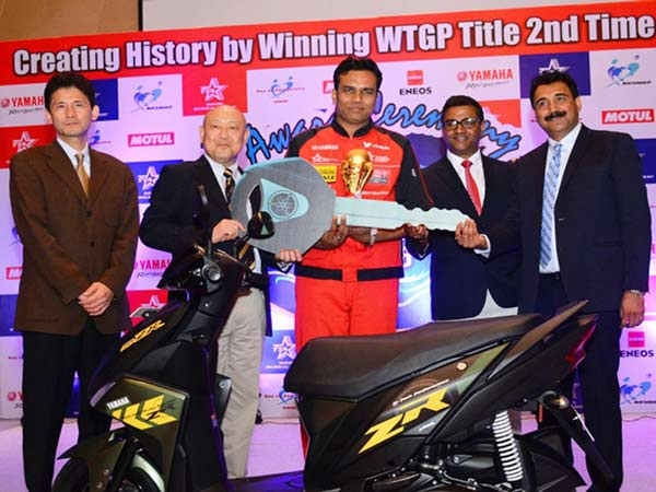 Yamaha India Organises Seventh National Technician Grand Prix