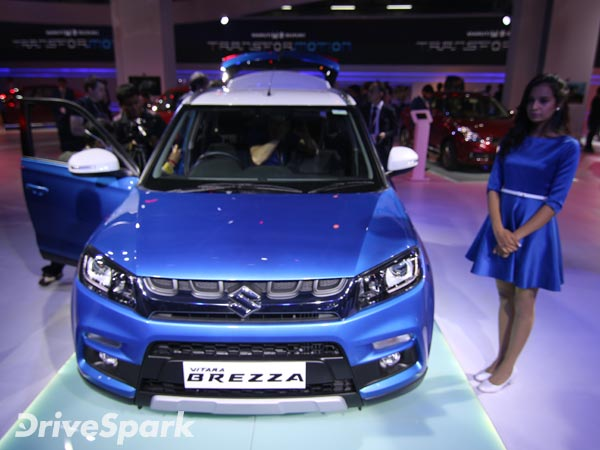 Maruti Suzuki Suffers Decline In Sales In December 2016