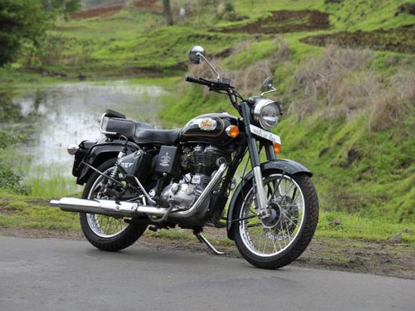 Royal Enfield Registers 42 Percent Growth In December