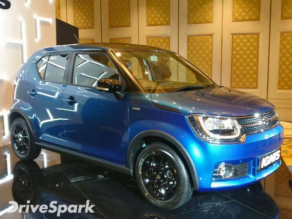 Online Booking For Maruti Suzuki Ignis Is Now Open; Booking Amount Revealed