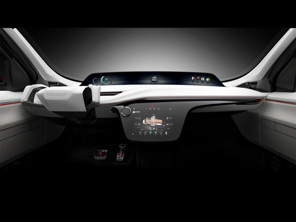 Chrysler Portal Concept Revealed Ahead of CES 2017 Debut