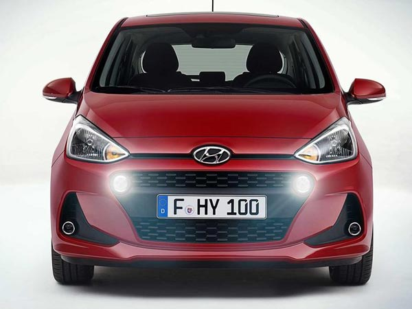 Hyundai Motor India To Launch Grand i10 Facelift In February 2017