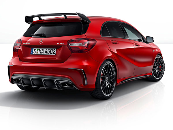 Next Generation Mercedes-AMG A45 Set to Get Over 400bhp