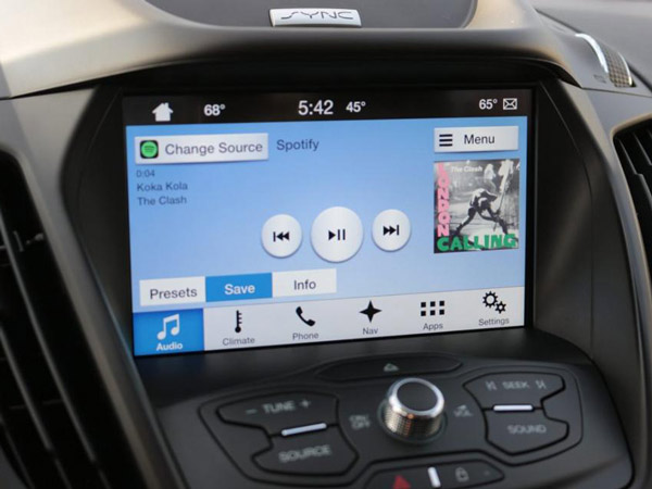 Ford And Toyota To Set Up Consortium For Development Of In-Vehicle Apps