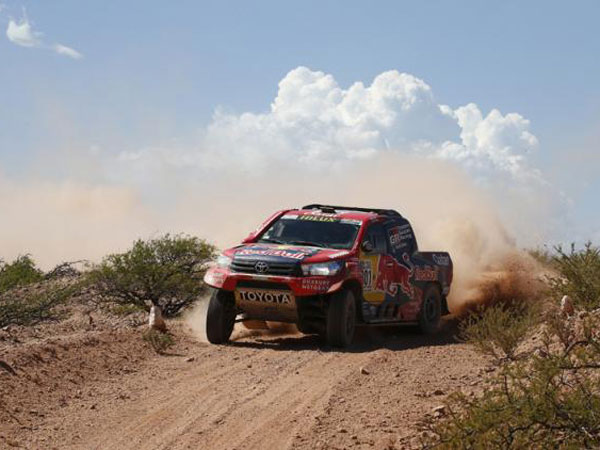 Dakar 2017: CS Santosh, Aravind KP And Stage 3 Updates