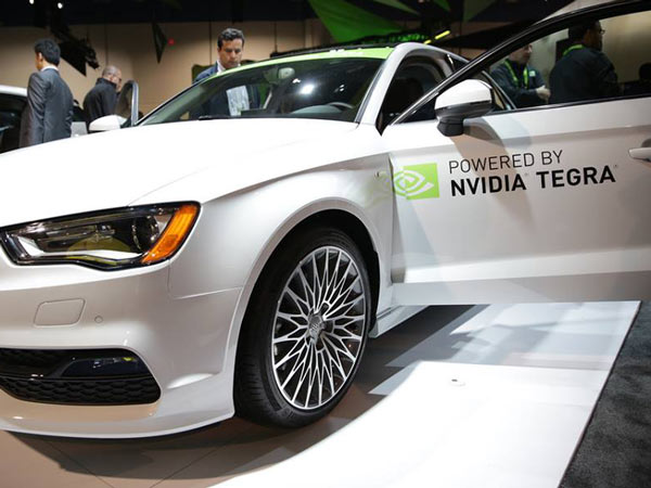 Nvidia And Audi Collaborates To Bring In Self-Driving Cars By 2020