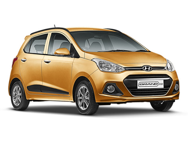 Hyundai Grand i10 Sales Crosses 1 Lakh Units In Ongoing FY17