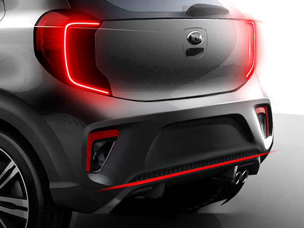 kia reveals the 2017 picanto  india launch likely by late 2018