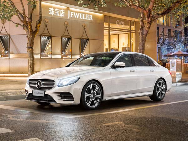 Mercedes-Benz To Launch E-Class Long Wheelbase In India