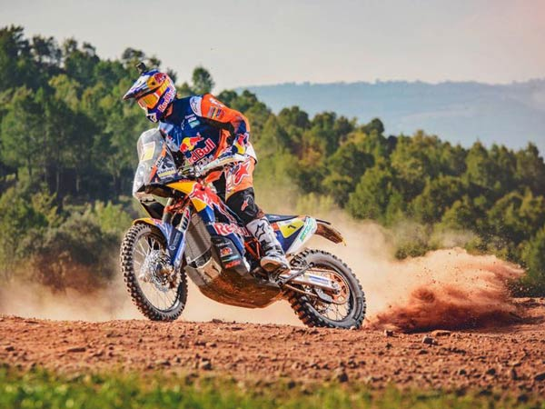 2016 Dakar Champion Toby Price Crashed; Out Of Race